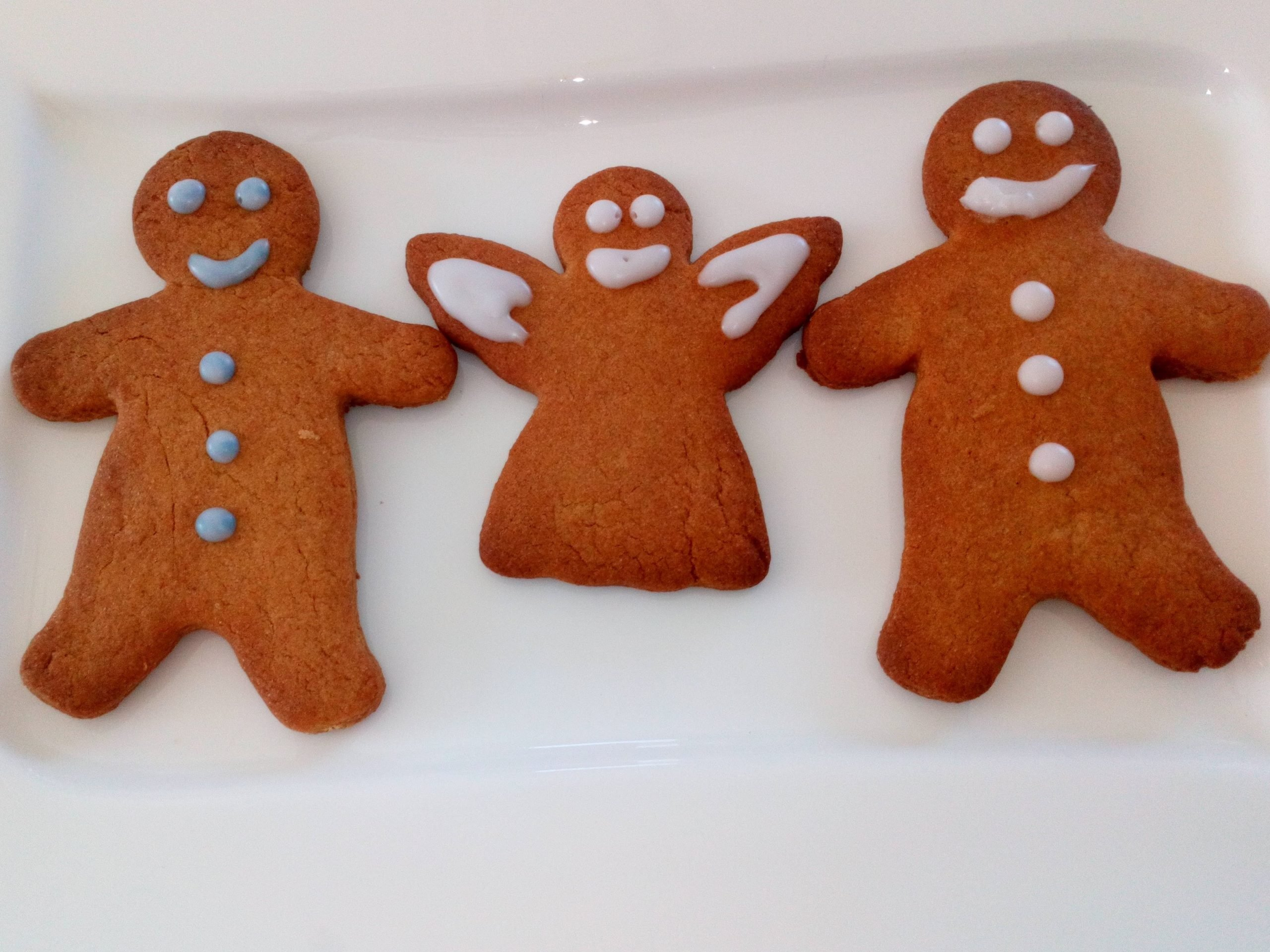 Gingerbread 4 to 3 ratio