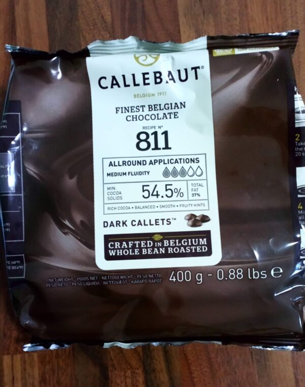 Callebaut melting Chocolate
